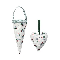 Cornet Joselyn, Green set of 2
