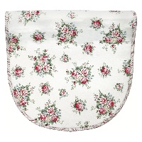 Ironing cover Aurelia, White