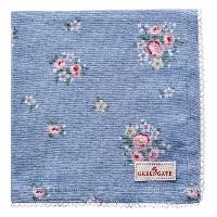 Servett Nicoline, Dusty blue
