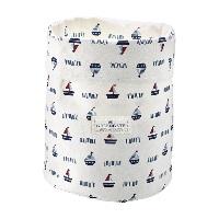 Storage bag Noah, White medium