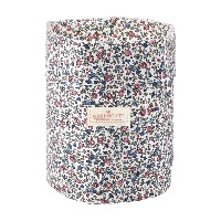 Storage bag Ruby, Petit white medium