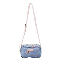Crossbody bag Nicoline, Dusty blue