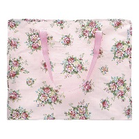 Storage bag Aurelia, Pale pink