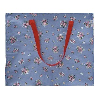 Storage bag Nicoline, Dusty blue