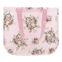 Shopper bag Aurelia, Pale pink