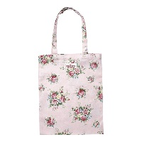 Bag cotton Aurelia, Pale pink