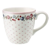 Mugg Ruby, Petit white