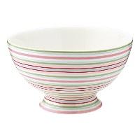 Soppskål Silvia, Stripe white
