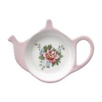 Teabag holder Aurelia, White