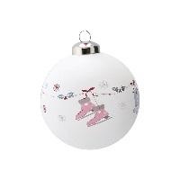 Julgranskula Jingle bell, White