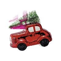 Julgranskula Car Joselyn, Red