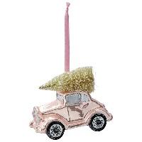 Julgranskula Car Nicoline, Pale pink