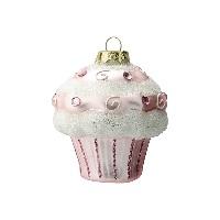 Julgranskula Cupcake, Pale pink