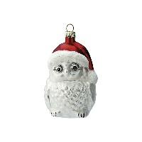 Julgranskula Owl, White
