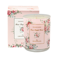 Scented candle Aurelia, White 120 g