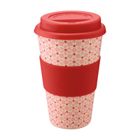 Travel mug Juno, Pale pink