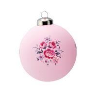Julgranskula Nicoline, Pale pink
