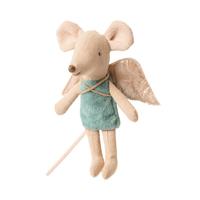 Fairy mouse, Lillasyster - Grön