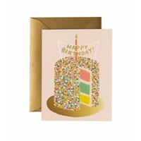 Kort med kuvert, Layer Cake