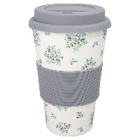 Travel mug Nicoline, Beige