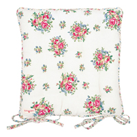 Seat cushion Franka, White