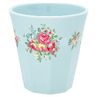 Mug Franka, Pale blue