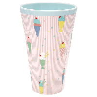 Tall cup Isa, Pale pink
