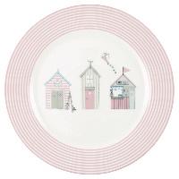 Assiett Ellison, Pale pink