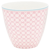 Lattemugg Helle, Pale pink