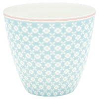 Lattemugg Helle, Pale blue