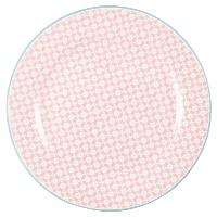 Assiett Helle, Pale pink
