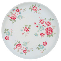 Plate Sonia, Pale blue