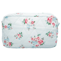 Cosmetic bag Sonia, Pale blue Large