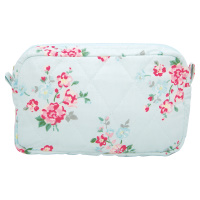 Cosmetic bag Sonia, Pale blue Medium