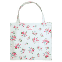 Tote bag Sonia, Pale blue
