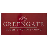 Greengate Sign, Red