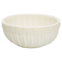 Bread basket, Off white
