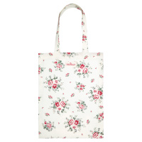 Bag cotton Elouise, White