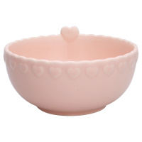 Bowl Penny, Pale pink medium