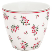 Lattemugg Avery, White