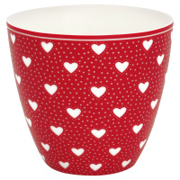 Lattemugg Penny, Red