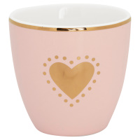 Mini lattemugg Penny, Gold