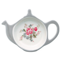 Teabag holder Elouise, White