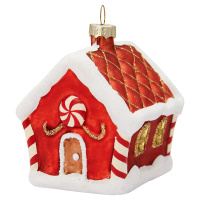 Gingerbread house, Gllitter