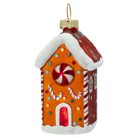 Gingerbread house, Glitter small