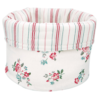 Bread basket Sonia, White