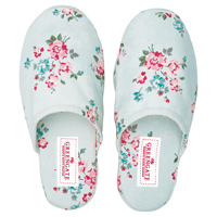 Slippers Sonia, Pale blue medium/large