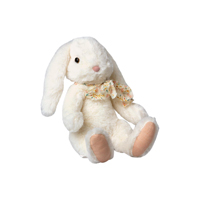 Fluffy Bunny, Large White