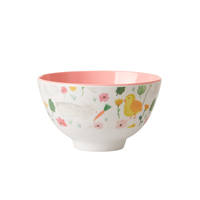 Melamine Bowl with Easter Print, Small
