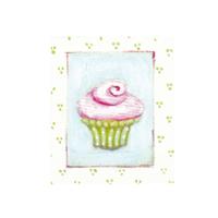 Litet kort, Cupcake